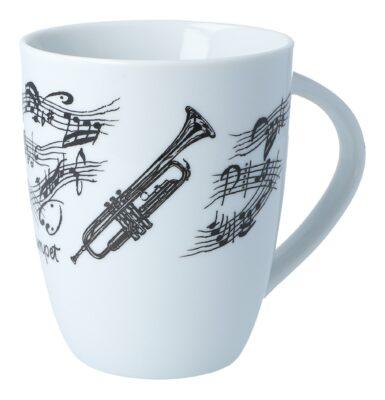 Tasse Trompete