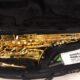 Alt-Saxophon Selmer, Super Action 80 II, 24 Krt. vergoldet