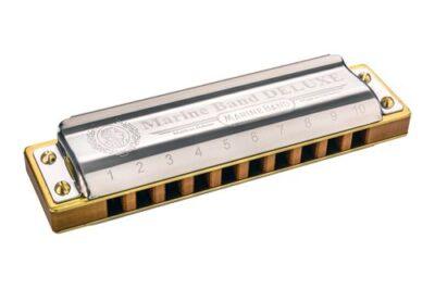 Mundharmonika Hohner Marine Band Deluxe