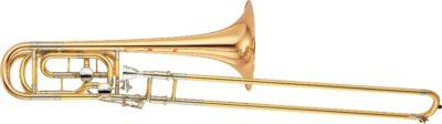 Bassposaune Yamaha YBL-822G Xeno lackiert